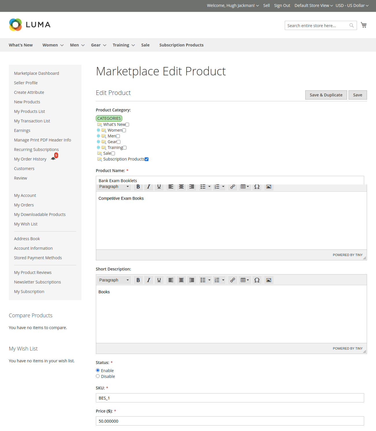 webkul-magento2-multi-vendor-recurring-payments-edit-seller-product