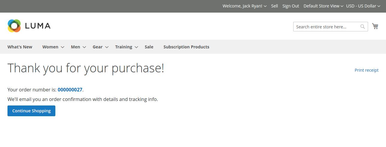 webkul-magento2-multi-vendor-recurring-payments-success-message