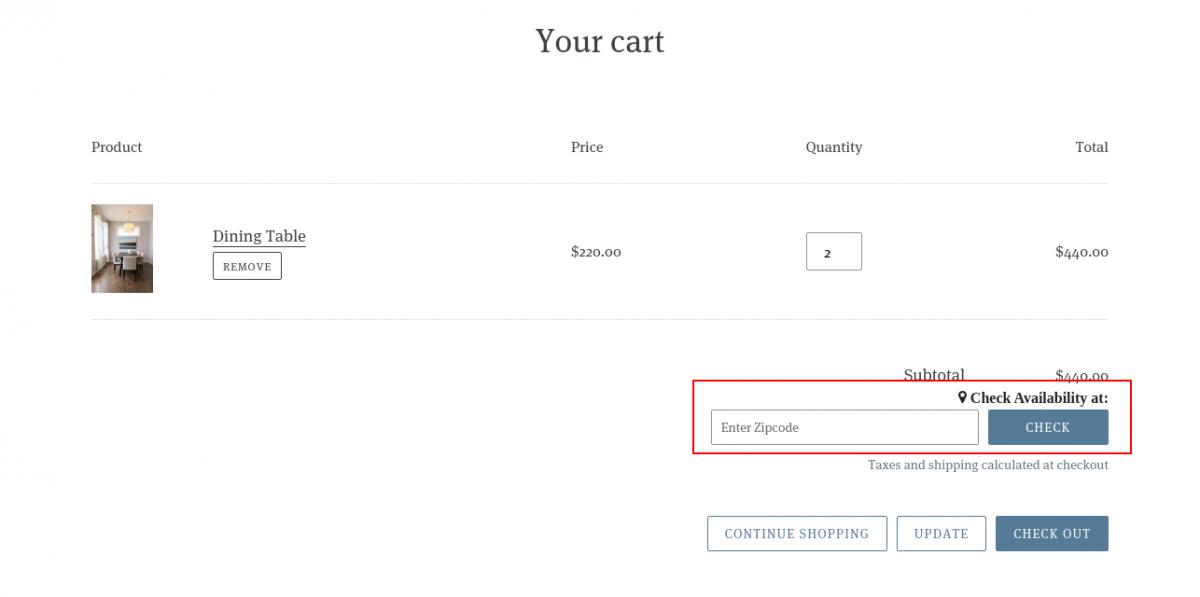 Your-Shopping-Cart-–-Zipcode-Validator-App