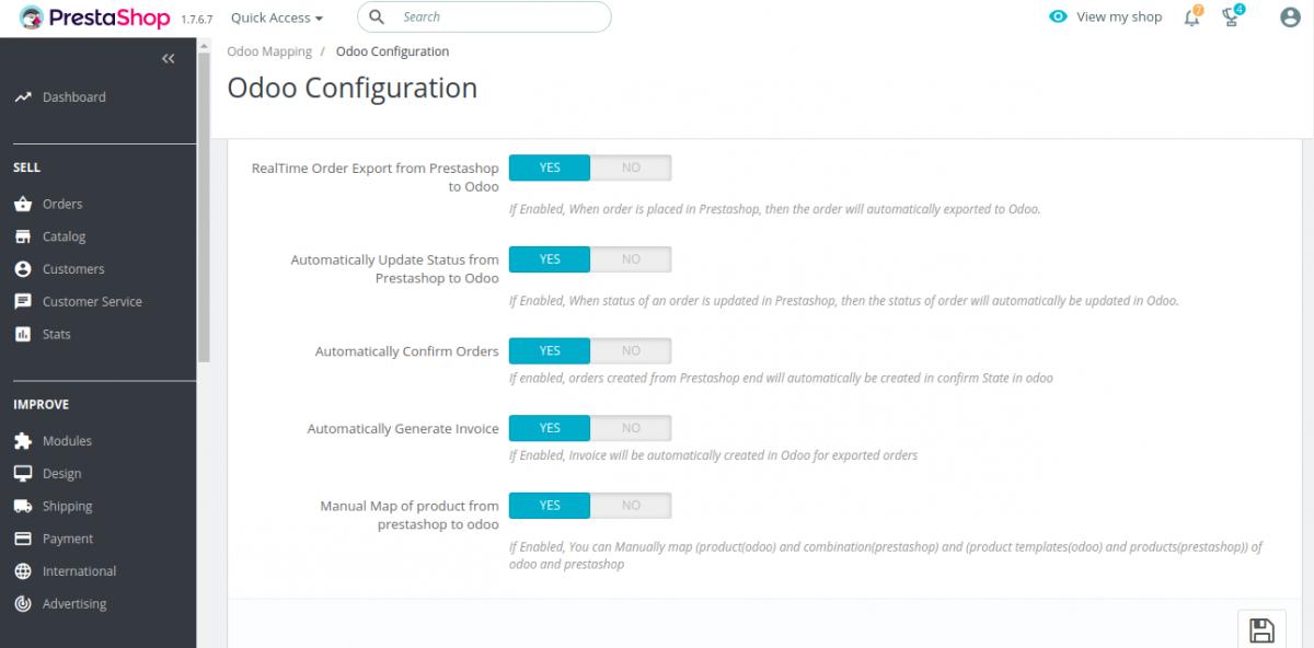 POB Configurations
