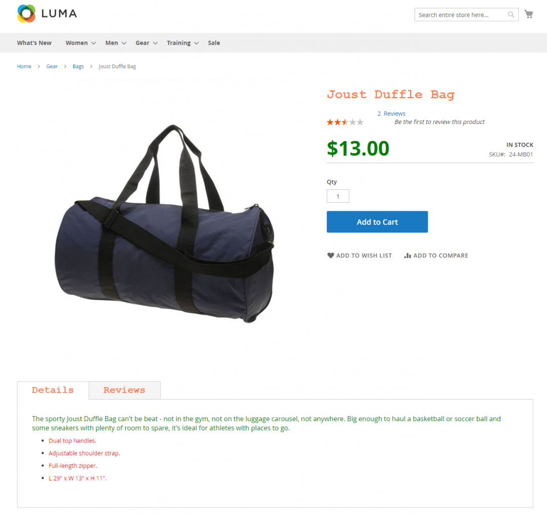 webkul-magento2-ab-testing-frontend-product-page