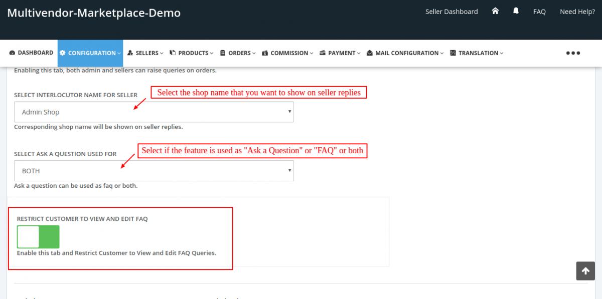 Ask-a-question-configuration-Admin-2