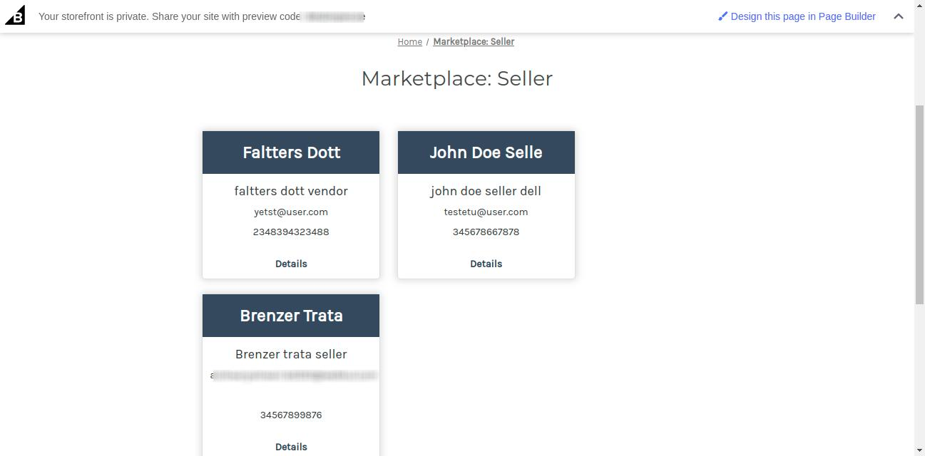 marketplace seller