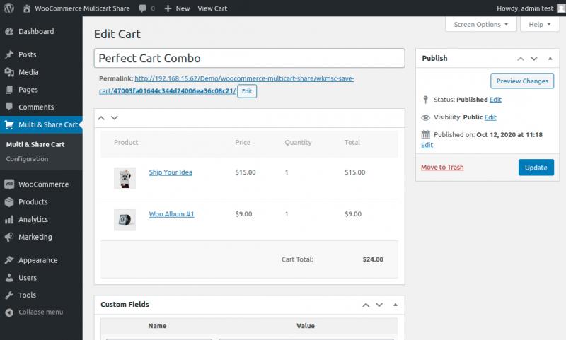 Webkul_WooCommerce_Multi-Cart_Share_edit_cart_7