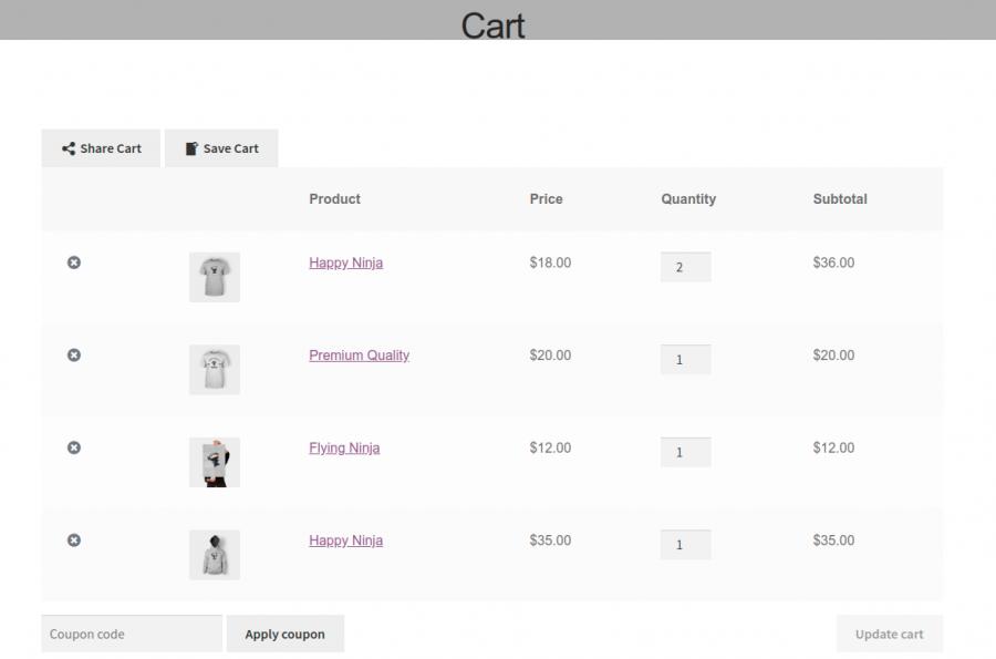 customer_cart