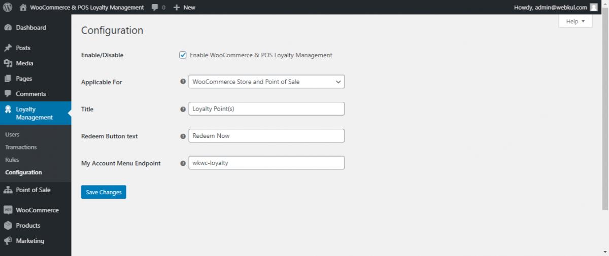 Configuration-Loyalty-Management-‹-WooCommerce-POS-Loyalty-Management-—-WordPress