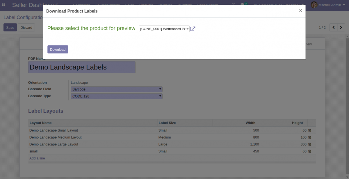 select-the-product-for-preview