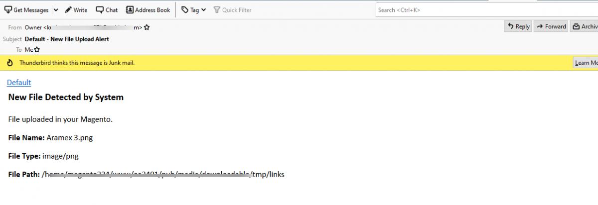 web-security-new-file-alert
