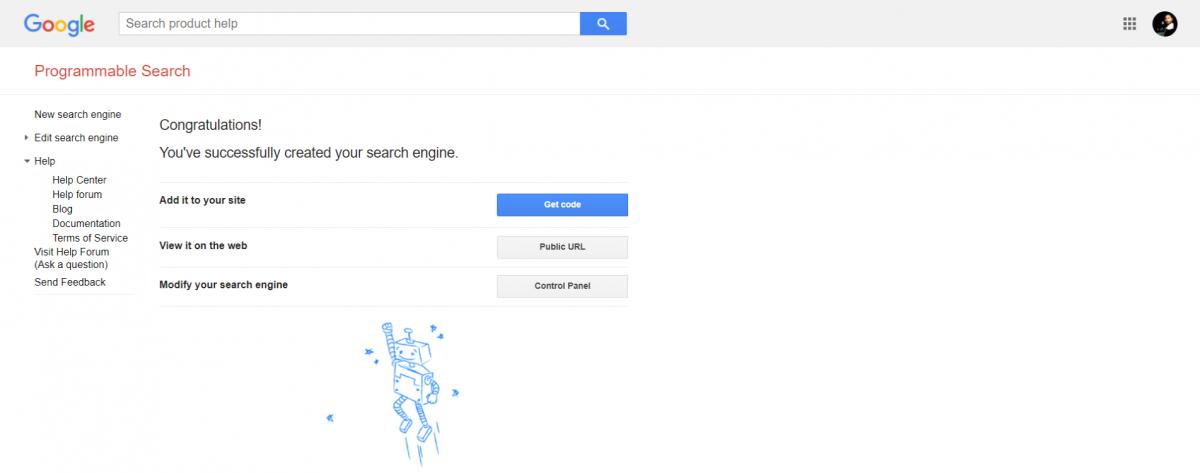 Programmable-Search-Congratulations-