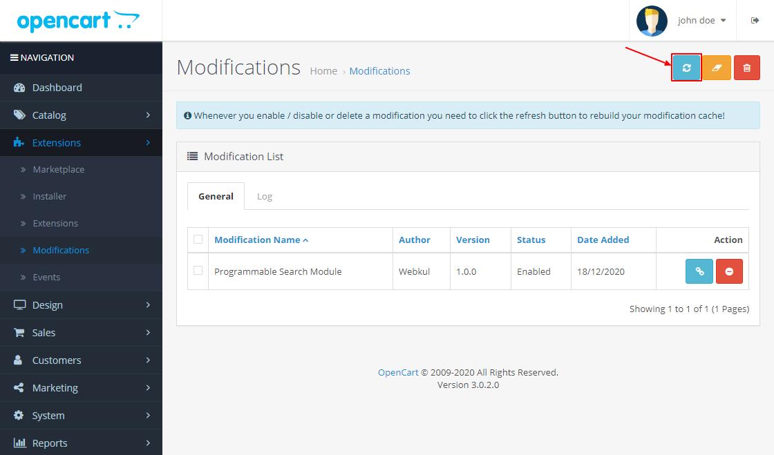 extension_modification