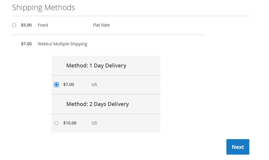 webkul-multiple-shipping-methods
