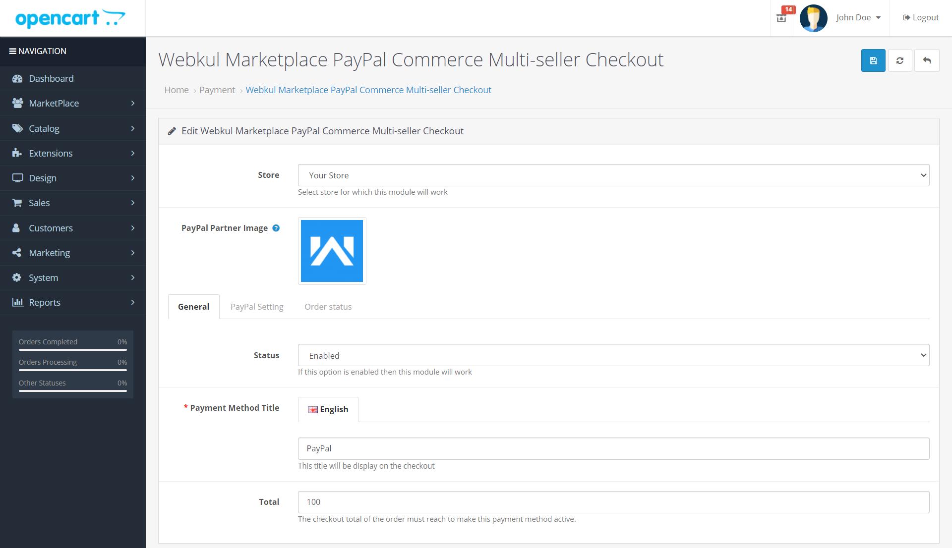 Webkul-Marketplace-PayPal-Commerce-Multi-seller-Checkout-1-2