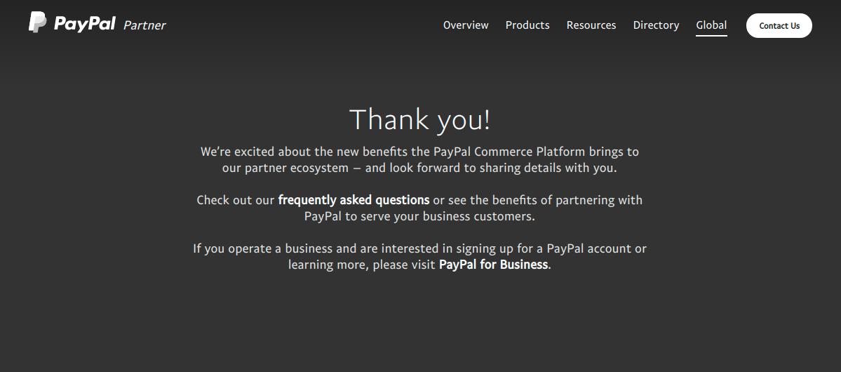 success-message-paypal