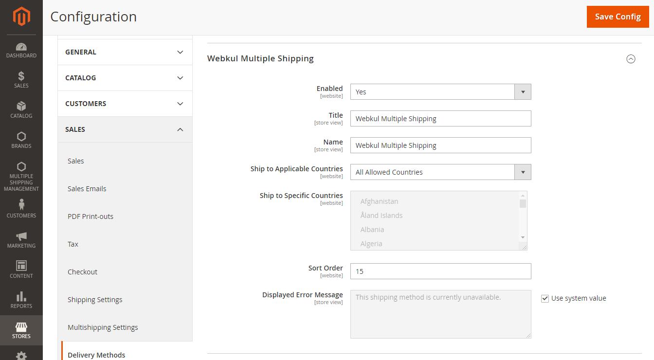 webkul-magento2-multiple-shipping-methods-1-1