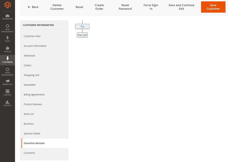 webkul_magento2_mlm_admin_end_downline_member_view