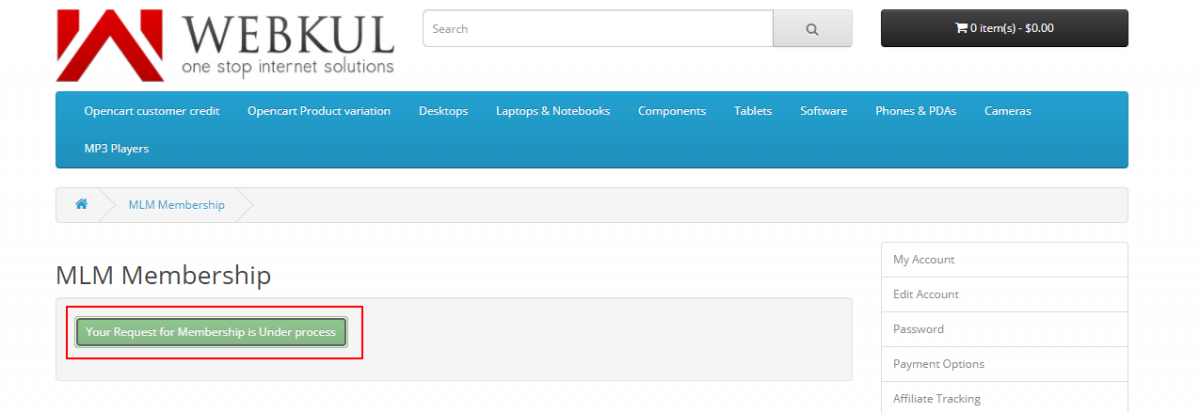 webkul-opencart-multi-level-marketing-customer-request-in-process