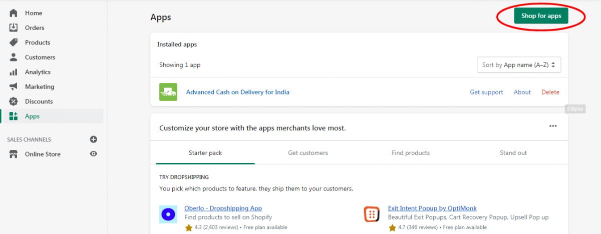 Shopify Mobikul Mobile Shop for Apps