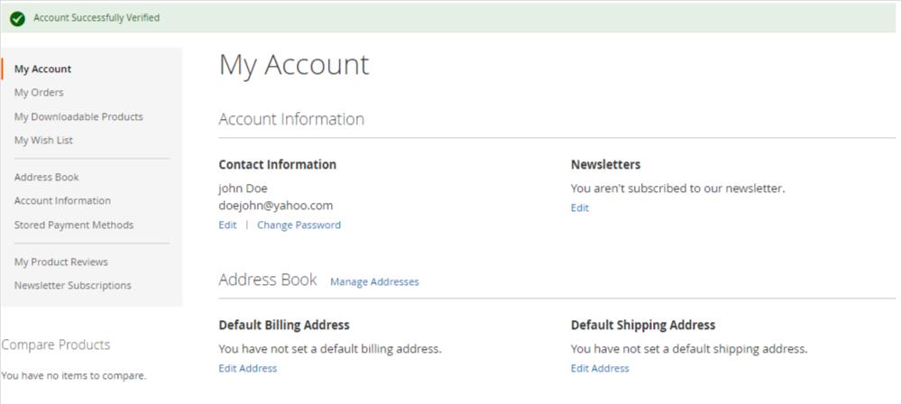 Account-verification