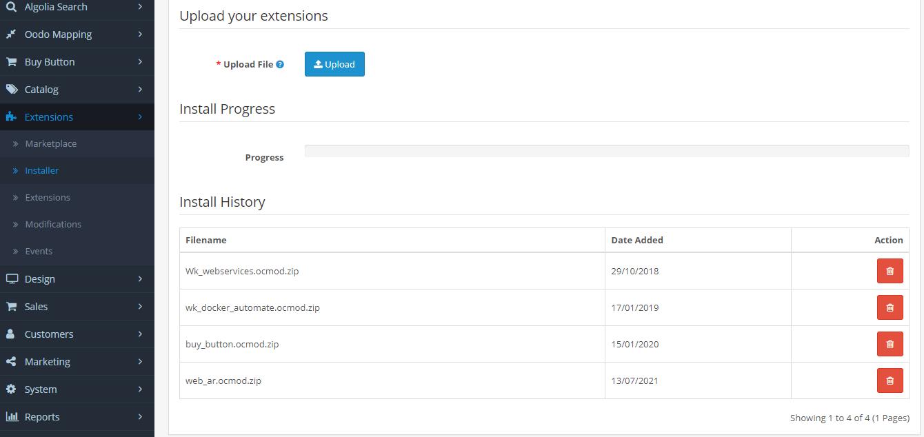 Extension-Installer-opencart