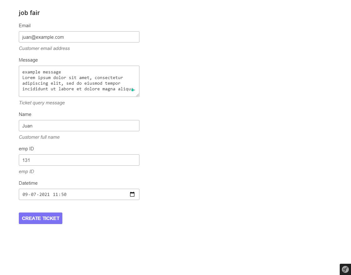 Custom field UVdesk -ticket creation