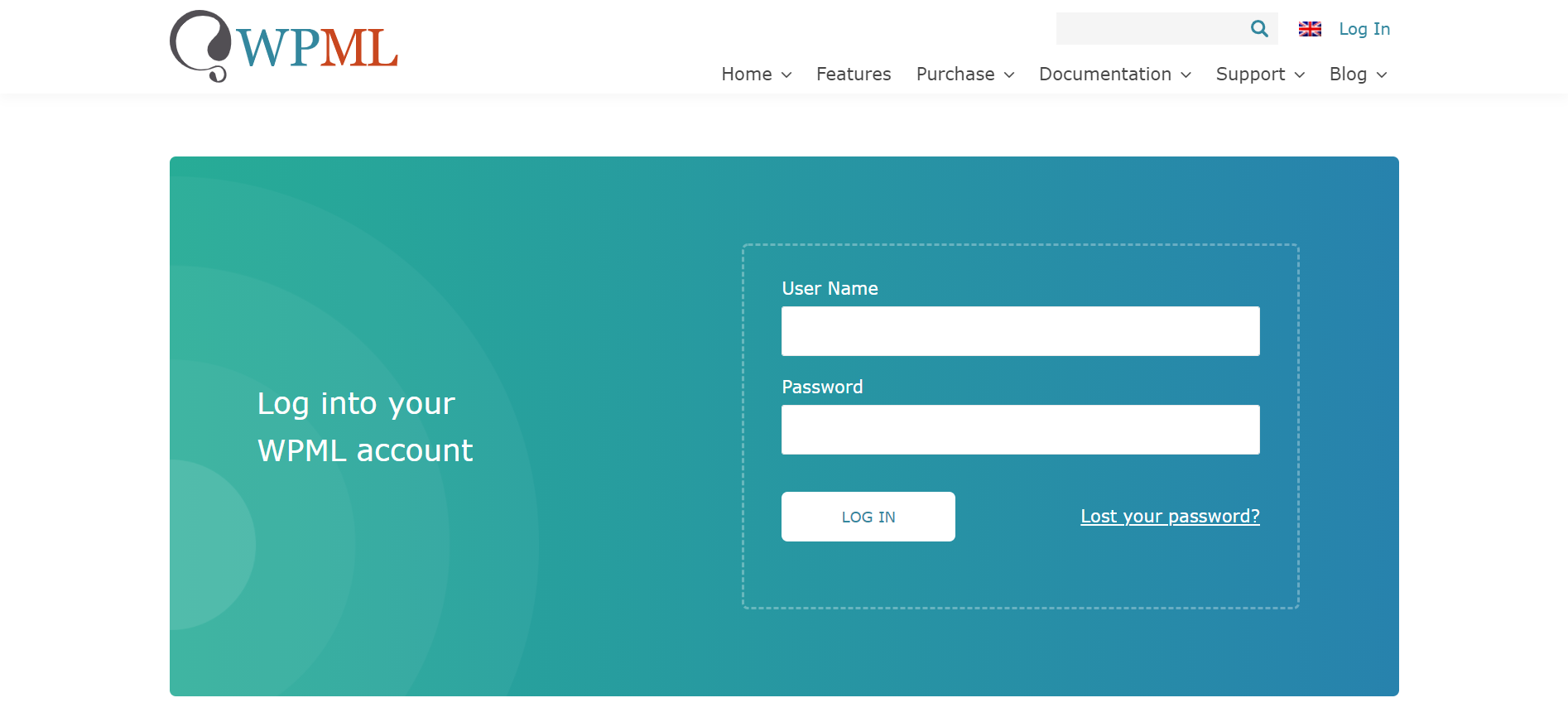 Login-to-your-account-WPML