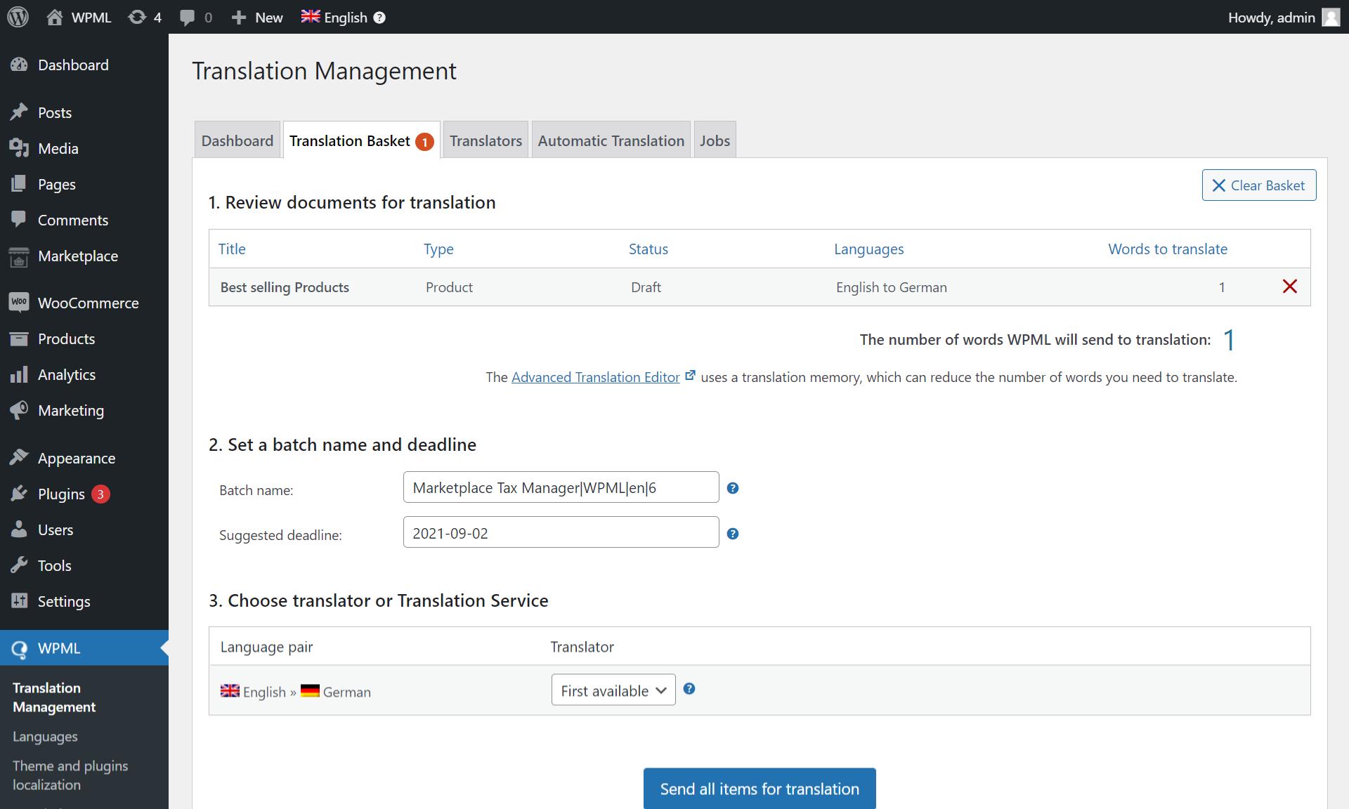 Translation-Management-wpml