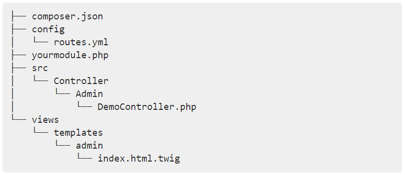 Override a Symfony Controller