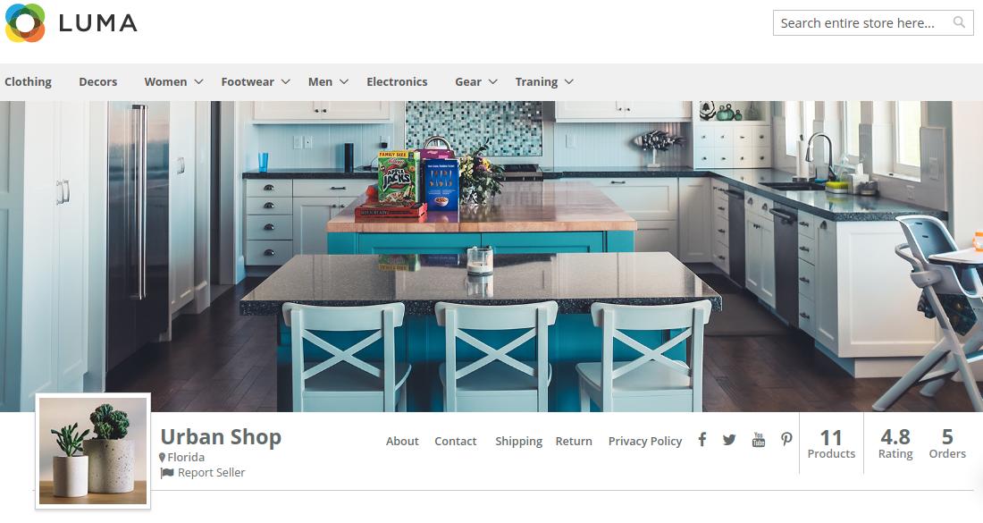 Magento 2 Multi-Vendor Marketplace