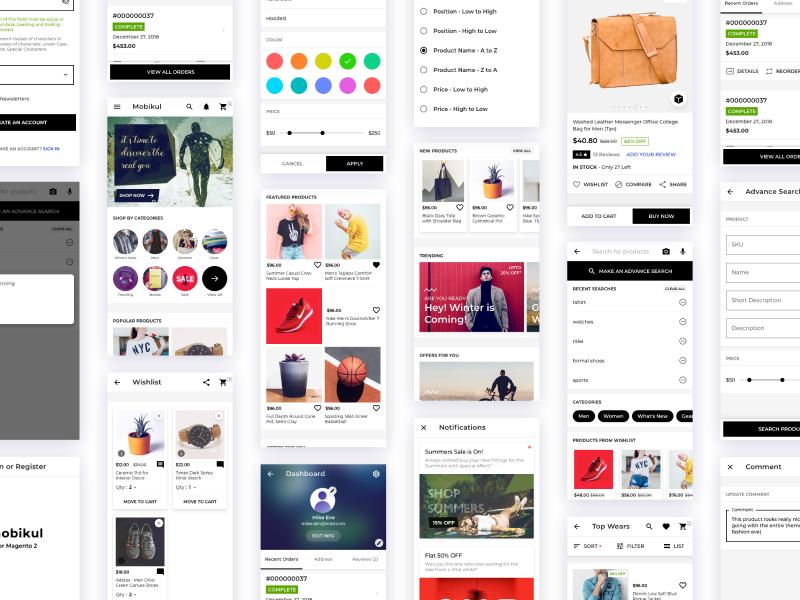 Adobe Commerce Design Services