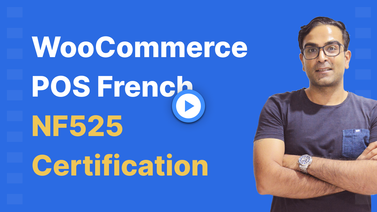 WooCommerce POS French NF525 Certification - 5