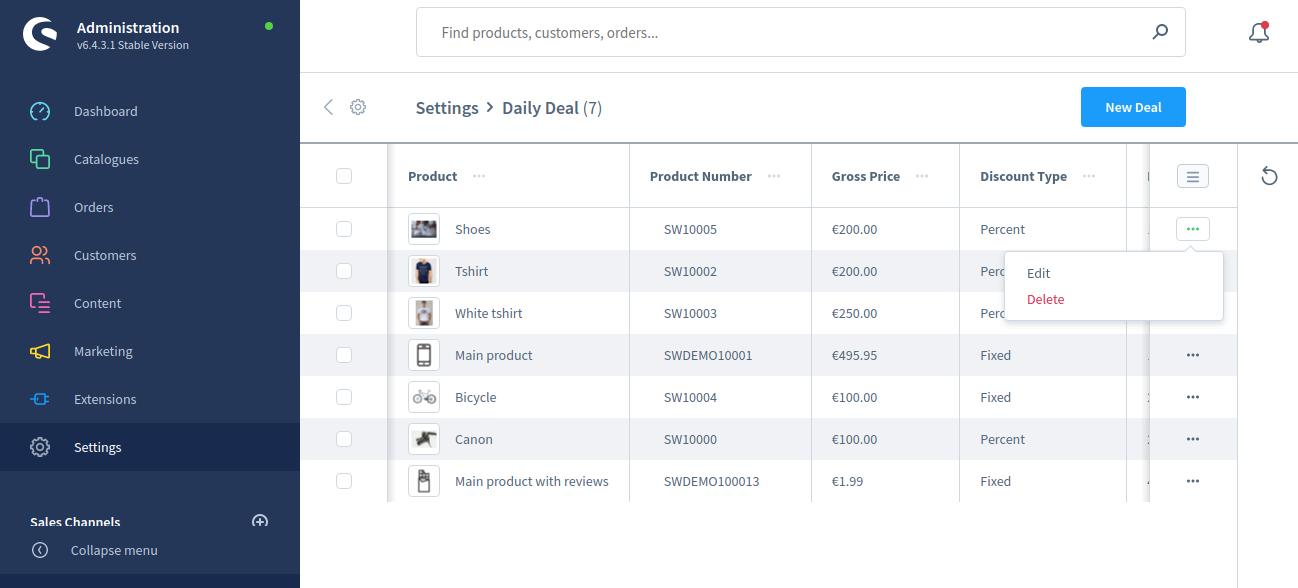 Shopware6-daily-deal-edit-option